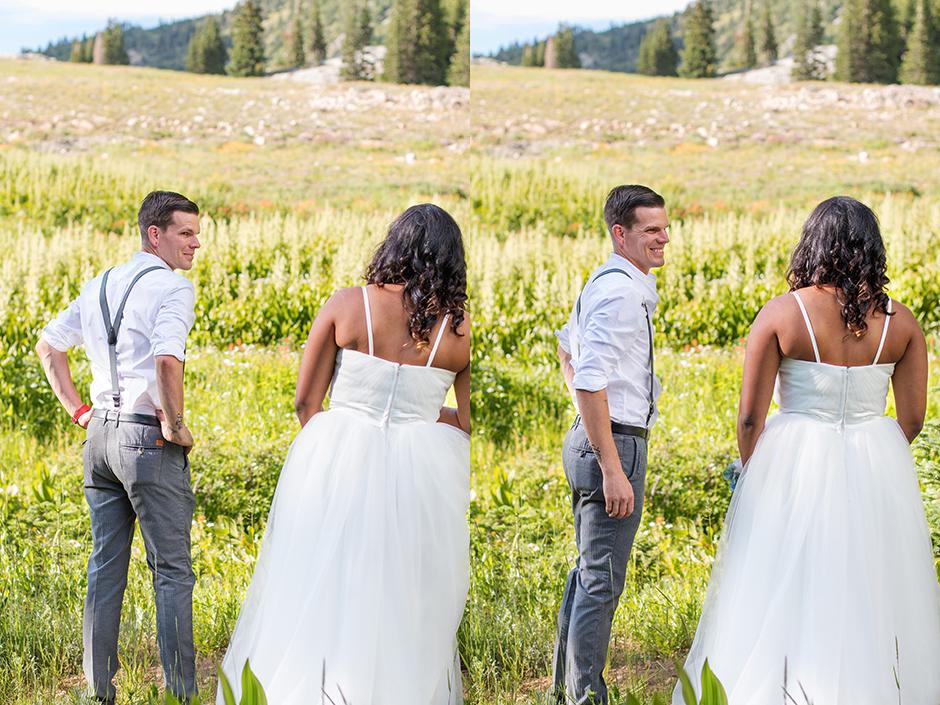 Albion Basin - Little Cottonwood Canyon - Ashley DeHart Photography - Salt Lake UT Wedding Photographer