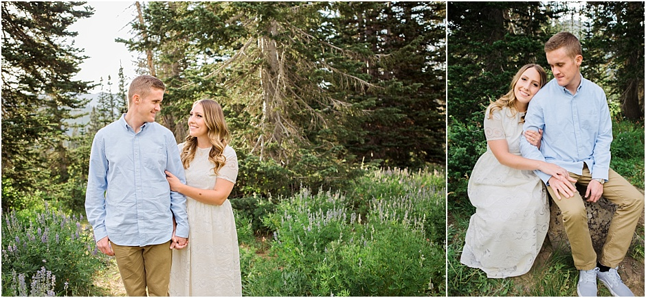 albion basin, wildflowers, utah, little cottonwood, wedding photographer