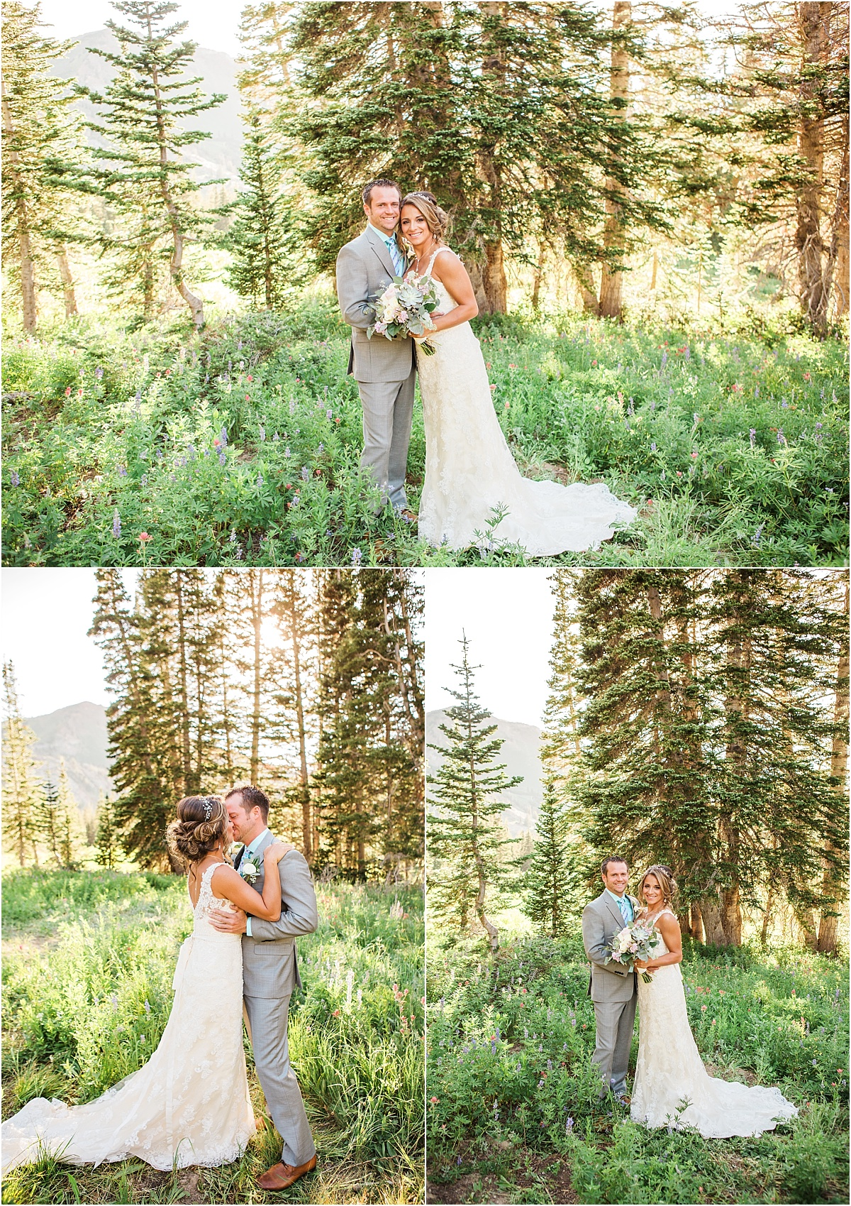 Albion Basin - Utah Wedding Photographer | Ashley DeHart