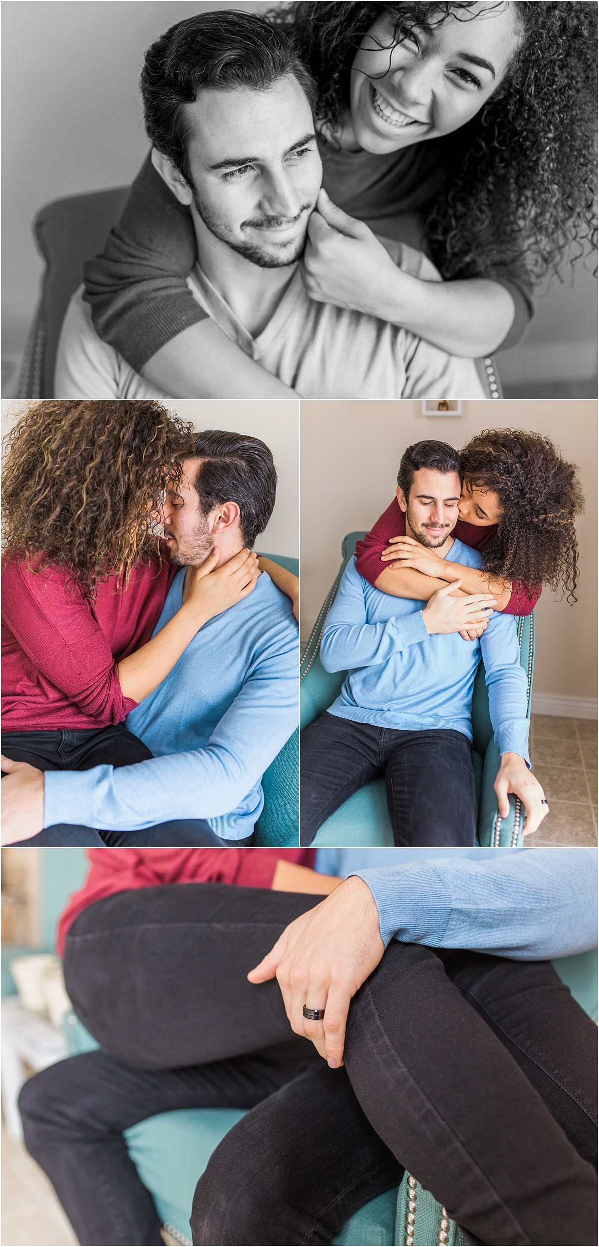 lifestyle in-home session, relaxed at home, utah photographer, couples session