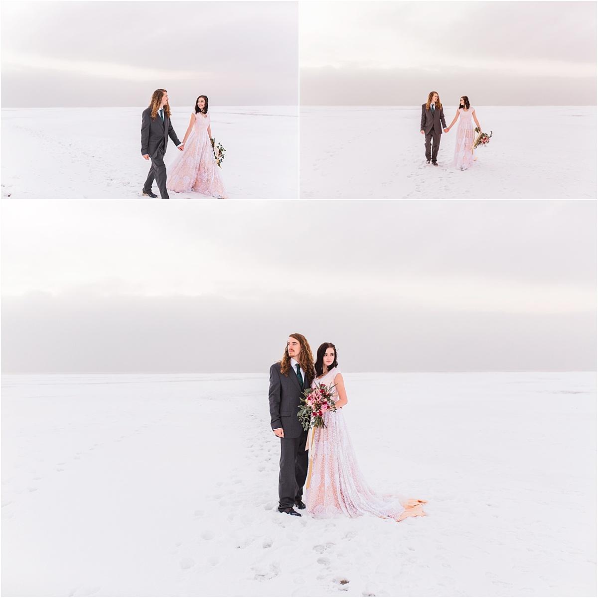 Saltair Formal Session | Utah Wedding Photographer