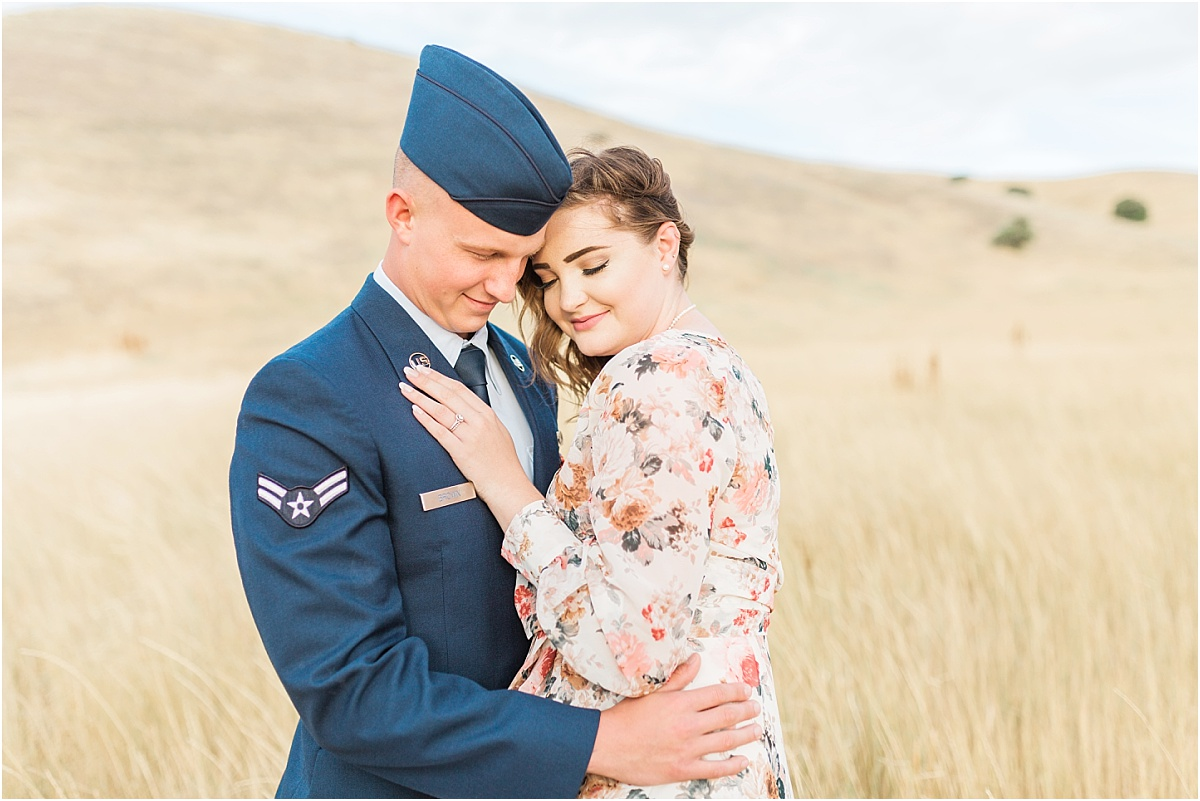 Tunnel Springs Engagement Session | Utah Wedding Photographer