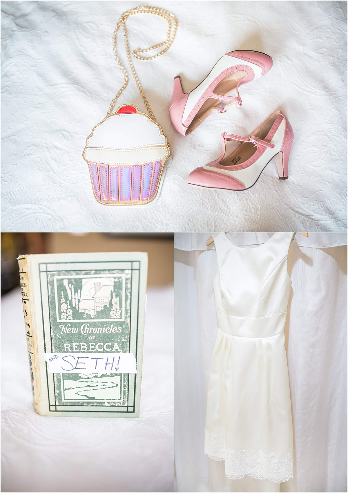 Eclectic, quirky, and classy wedding in downtown Salt Lake City and The Rose Establishment.