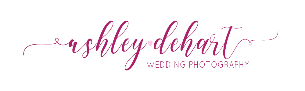 Ashley DeHart Photography logo